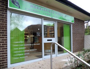 Merriefield Podiatry Ferndown Clinic